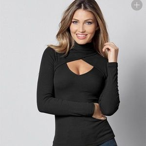 VENUS Sweaters - Venus black turtle neck sweater!